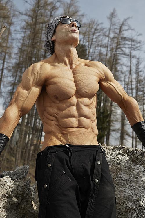 Helmut Strebl - Supreme Fitness Model | Photo Gallery